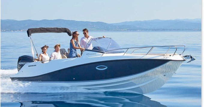 Hire Motorboat with or without skipper Quicksilver Dénia