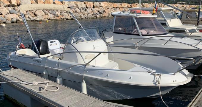 Rental yacht Argelès-sur-Mer - Bénéteau Flyer 550 Open on SamBoat