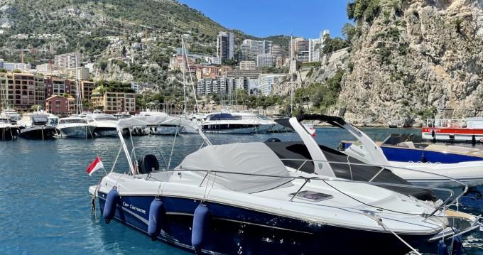 Rental Motorboat in Monaco - Jeanneau Cap Camarat 7.5 WA Serie 2