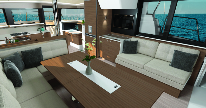 Hire Catamaran with or without skipper Bali Catamarans Hyères