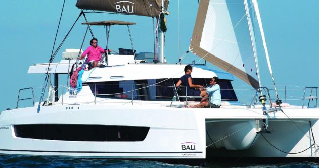 Rental Catamaran in Hyères - Bali Catamarans Bali Catspace MY