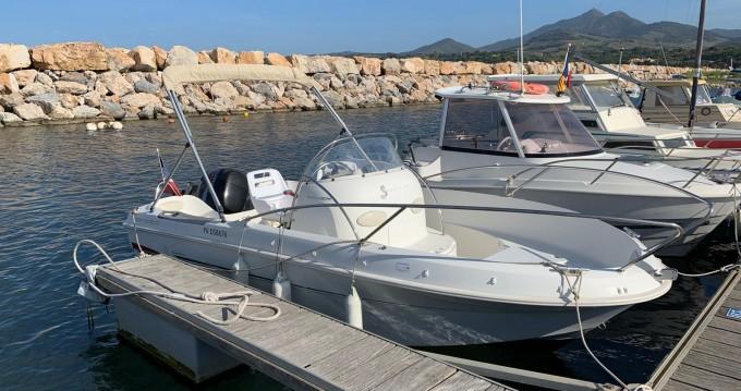 Hire Motorboat with or without skipper Bénéteau Argelès-sur-Mer