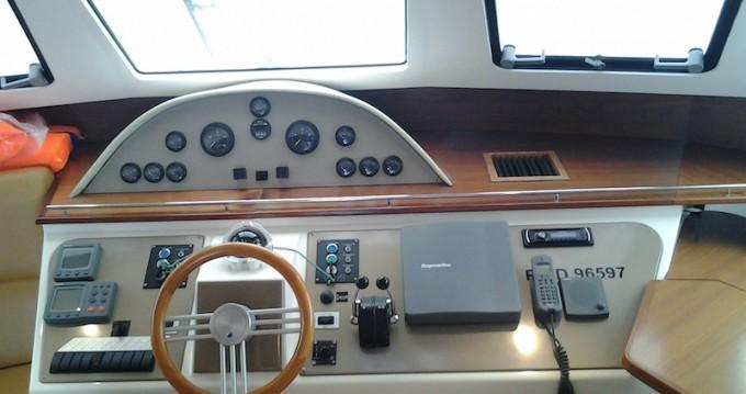 Rental yacht Ajaccio - Fountaine Pajot FP Cumberland 44 on SamBoat