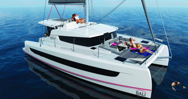 Rental Catamaran in Hyères - Bali Catamarans Bali 4.2