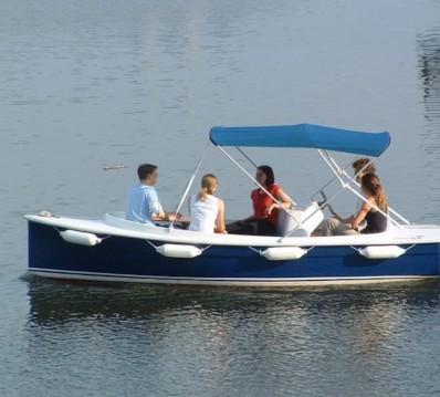 Rental yacht Mâcon - Ruban-Bleu Scoop on SamBoat