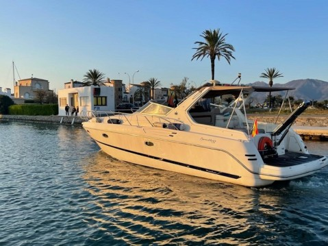 Boat rental Empuriabrava cheap Smeraldo 37