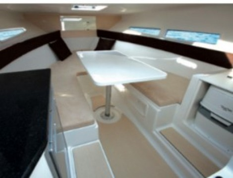 Hire Motorboat with or without skipper Pacific Craft Formentera