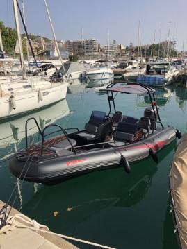 Hire RIB with or without skipper AQUASPIRIT Palma de Mallorca