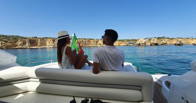 Boat rental Sunseeker Predator 55 in Albufeira on Samboat