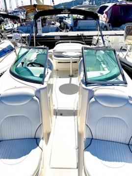 Boat rental Monterey 268 ss in Golfe-Juan on Samboat