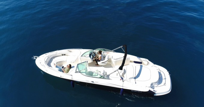 Hire Motorboat with or without skipper Monterey Golfe-Juan