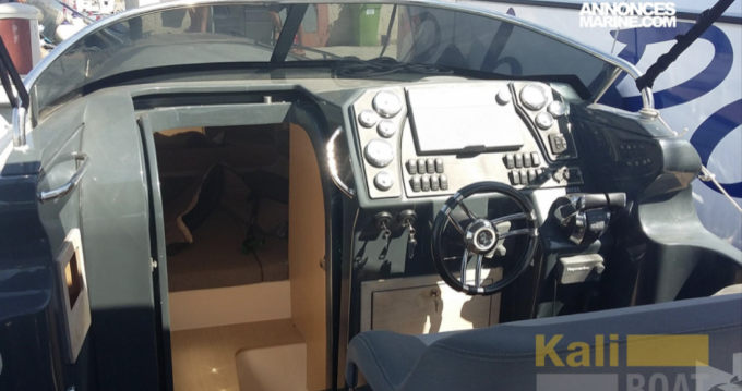 Boat rental Cannes cheap Prince 35 Sport Cabin