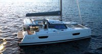 Fountaine Pajot Astrea 42 between personal and professional Jolly Harbour
