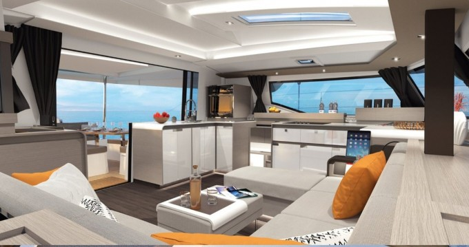 Fountaine Pajot Fountaine Pajot New 45 - 4 + 2 cab. between personal and professional Scrub Island
