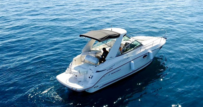 Boat rental Golfe-Juan cheap 295 SC
