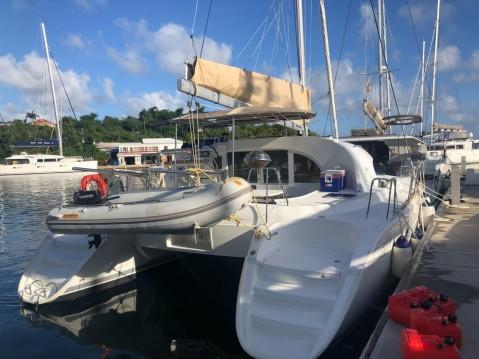 Rental Catamaran in Scrub Island - Lagoon Lagoon 380