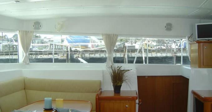 Rental Catamaran in La Paz - Lagoon Lagoon 420