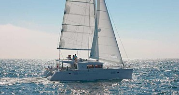 Boat rental Scrub Island cheap Lagoon 450 F