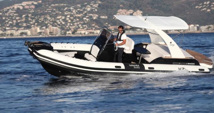 Boat rental Fréjus cheap W7i