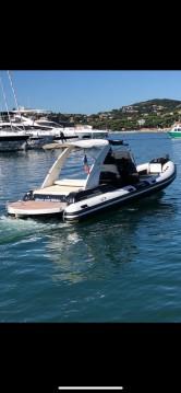 Boat rental Wimbi Boats W7i in Fréjus on Samboat