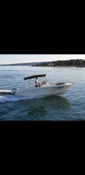 Hire Motorboat with or without skipper Atlantic Krk