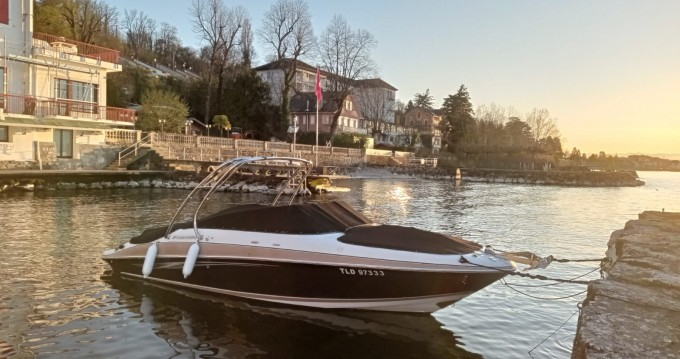 Boat rental Publier cheap Horizon 260 RS