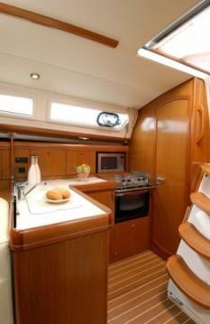 Rental Sailboat in Nettuno - Jeanneau Sun Odyssey 35
