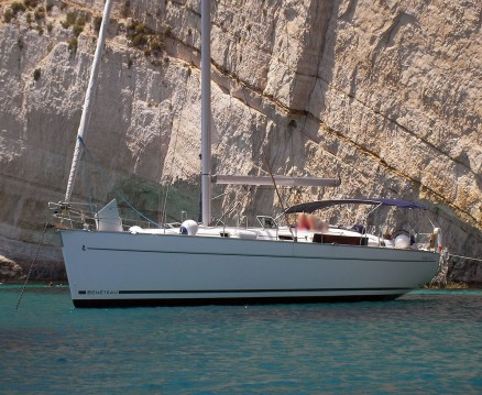 Bénéteau Cyclades 50.4 between personal and professional Capo d'Orlando