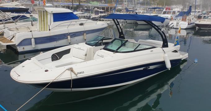Rent a Sea Ray Sea Ray 240 Sundeck Puerto Deportivo de Marbella