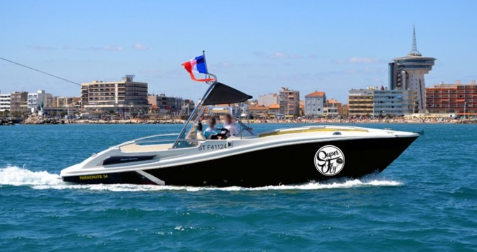 Rental yacht Nice - Mercan Parasailing 34 on SamBoat