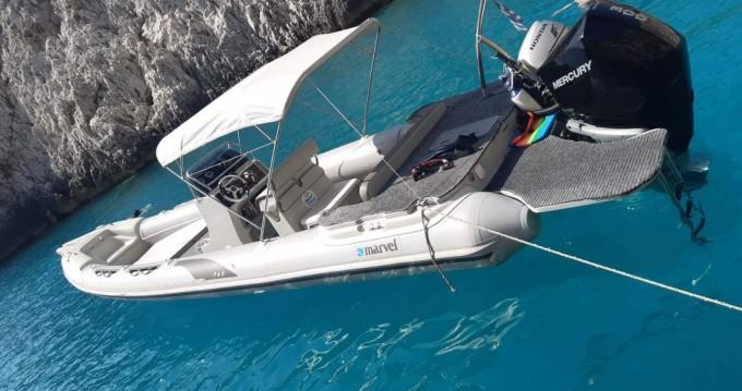Boat rental Chania cheap 960