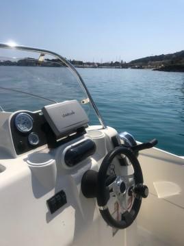 Rental yacht Saint-Jean-Cap-Ferrat - Quicksilver Activ 605 Open on SamBoat