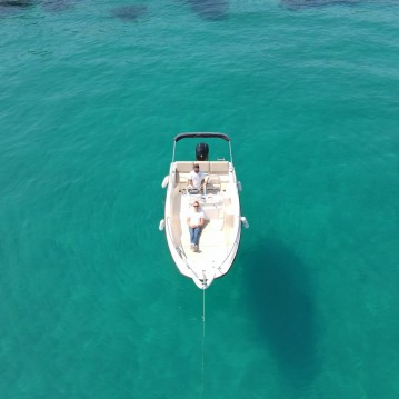 Boat rental Quicksilver Activ 605 Open in Saint-Jean-Cap-Ferrat on Samboat