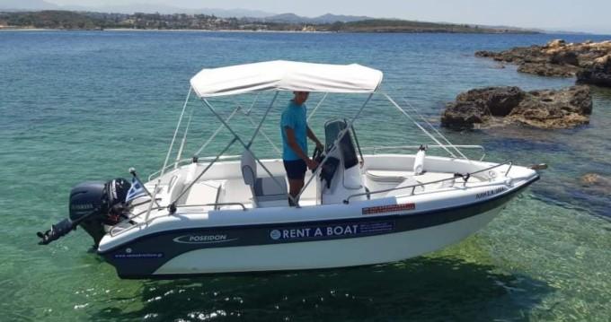 Rental yacht Chania Port - Poseidon Bluwater530 on SamBoat