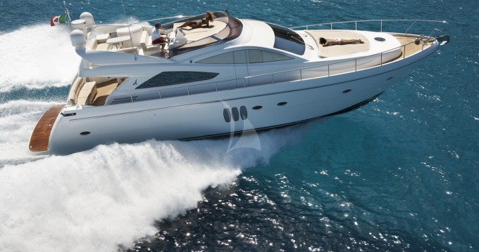 Rental Yacht in Castellammare di Stabia - Abacus 62 FLY
