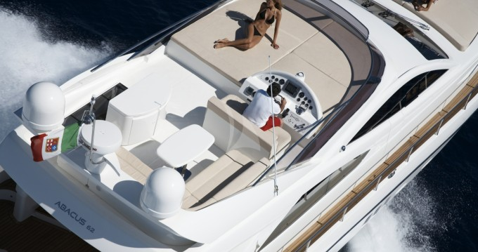 Yacht for rent Castellammare di Stabia at the best price
