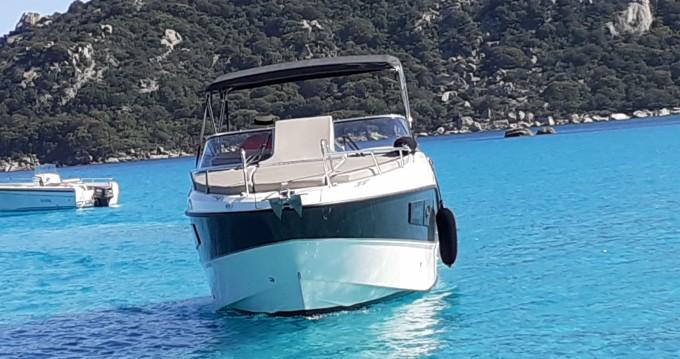 Quicksilver Activ 805 Cruiser between personal and professional Porto-Vecchio