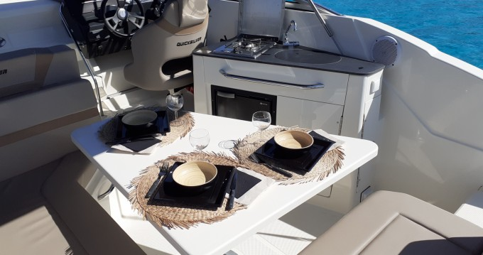 Hire Motorboat with or without skipper Quicksilver Porto-Vecchio
