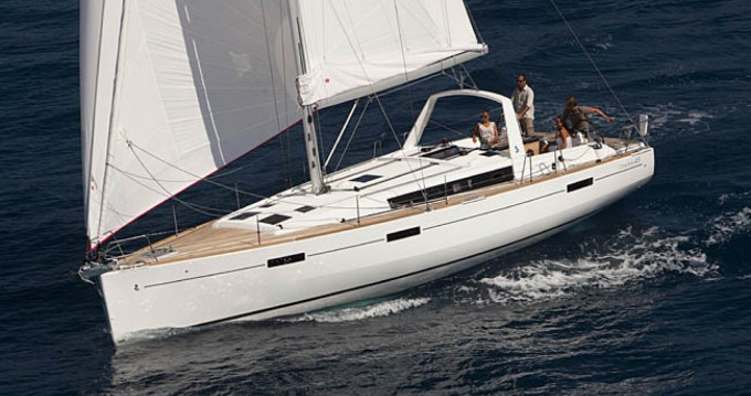 Hire Sailboat with or without skipper Bénéteau Golfe-Juan