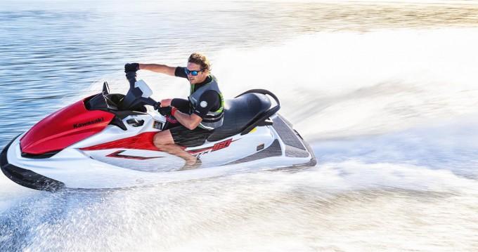 Rental Jet Ski Kawasaki with a permit