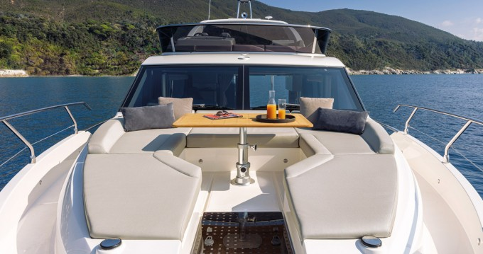 Hire Motorboat with or without skipper Absolute Seget Donji