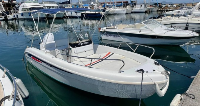 Boat rental Selva Selva D 5.3 in Alghero on Samboat