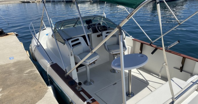 Hire Motorboat with or without skipper Jeanneau Hyères