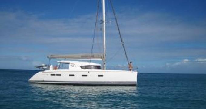 Rental yacht Le Marin - Nautitech Nautitech 442 on SamBoat
