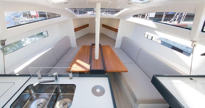 Boat rental Lorient cheap 970