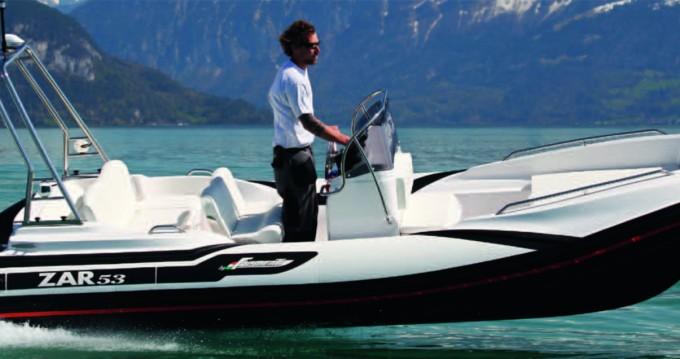 Boat rental Palma de Mallorca cheap Zar 53