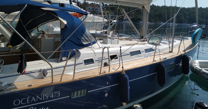 Hire Sailboat with or without skipper Bénéteau Lefkas Marina