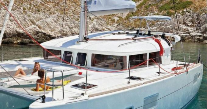 Rental Catamaran in Lefkada (Island) - Lagoon Lagoon 400
