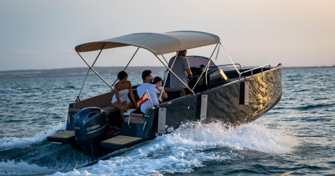 Boat rental Altea cheap Nuva M6 Open