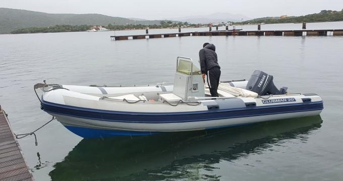 Hire RIB with or without skipper Joker Boat Porto Rotondo